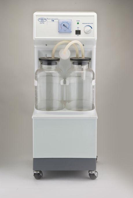 Отсасыватель хирургический электрический 7А-23В представляет собой медицинс